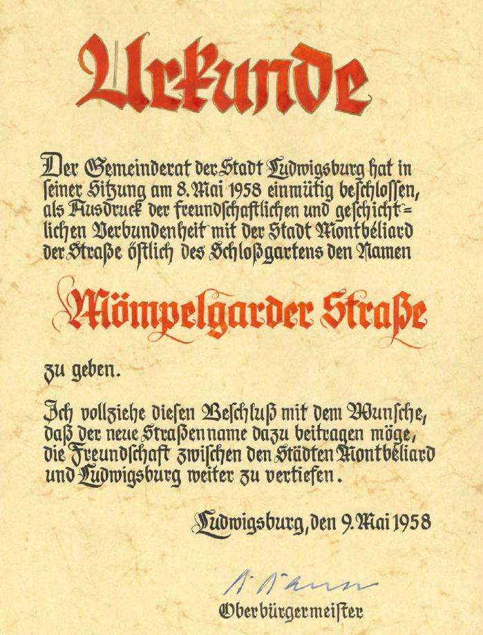 1958-Urkunde