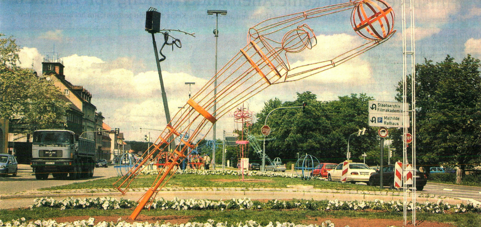 Sternkreuzung Ludwigsburg