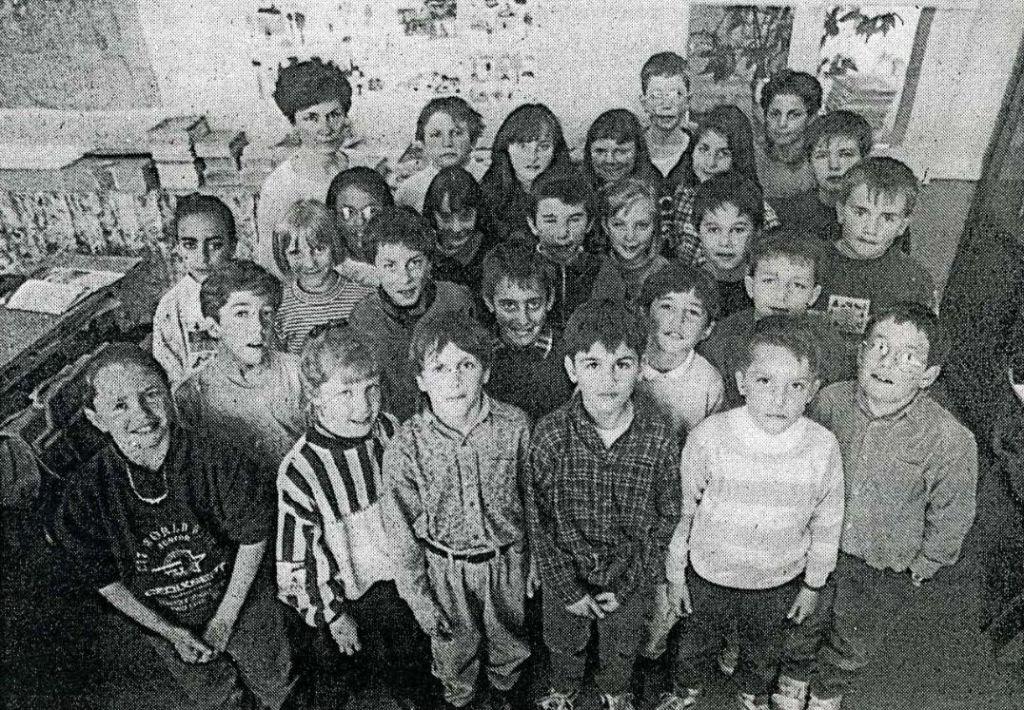 Grundschulaustausch 1993