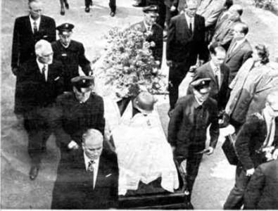 Beerdigung Deutschland